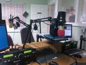 Ridge_Radio_Studio